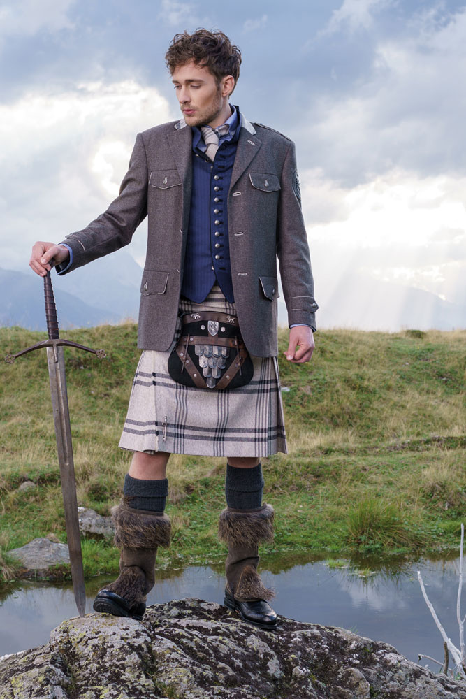 "Kilt ""Celtic Spirit"""
